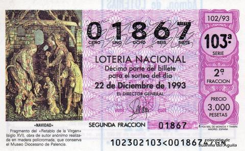 Comprobar decimos loteria nacional del niño
