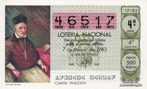 Comprobar decimo loteria nacional sabado 17